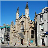 NJ9406 : St Andrew's Cathedral, King Street, Aberdeen by Bill Harrison