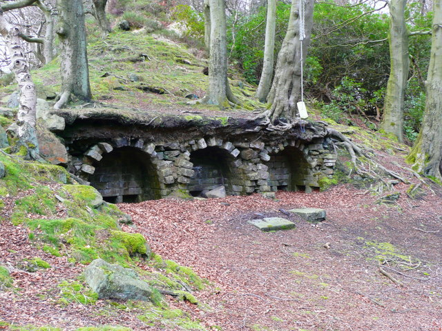 Mysterious vaults at Snow Hill