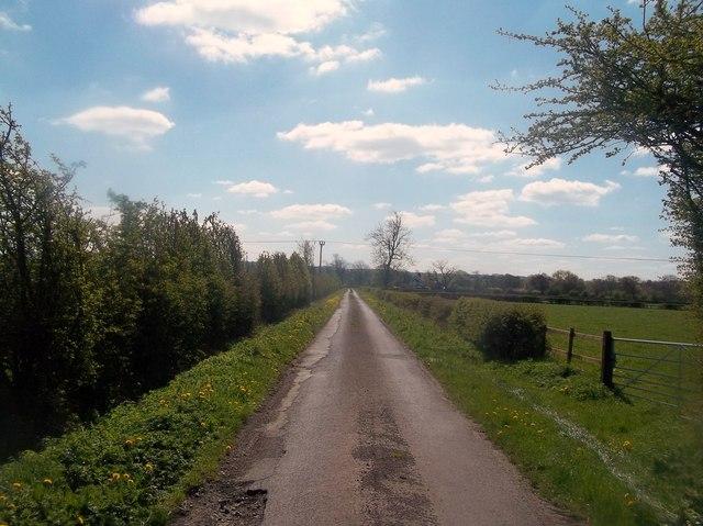 The Lane to Haltwood