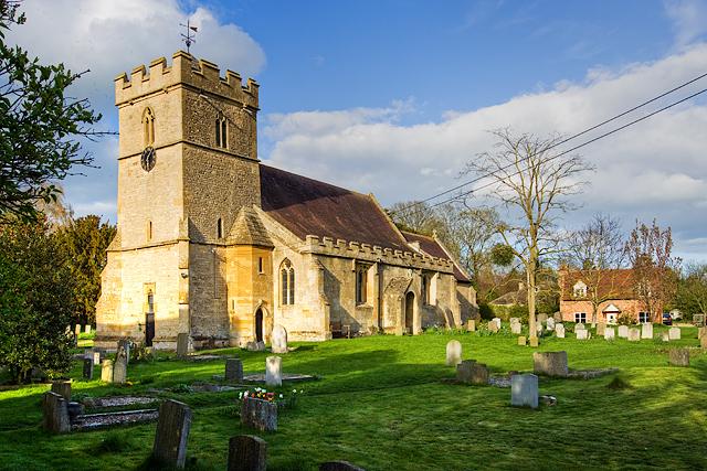 St Margaret's church, Alderton © Mike Searle :: Geograph Britain