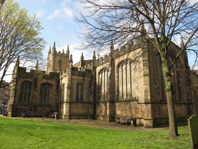St John The Baptist Church, Newcastle