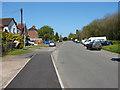 SU8279 : Bath Road, Knowl Hill by Alan Hunt