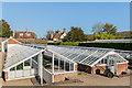 SU8612 : Glasshouses, West Dean Gardens by Ian Capper