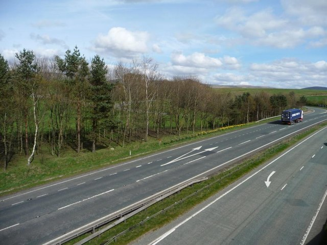 Appleby by-pass, A66[T]