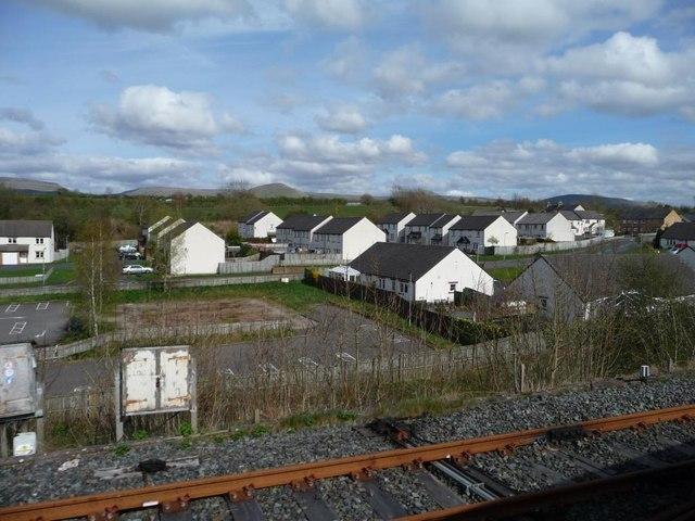 Houses in Westmorland Road, Appleby