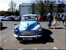 H4573 : Morris Minor, Omagh by Kenneth  Allen