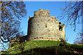 SJ3165 : The Keep of Hawarden Old Castle by Jeff Buck