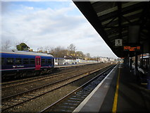 SP5006 : North end of Oxford railway station by Richard Vince