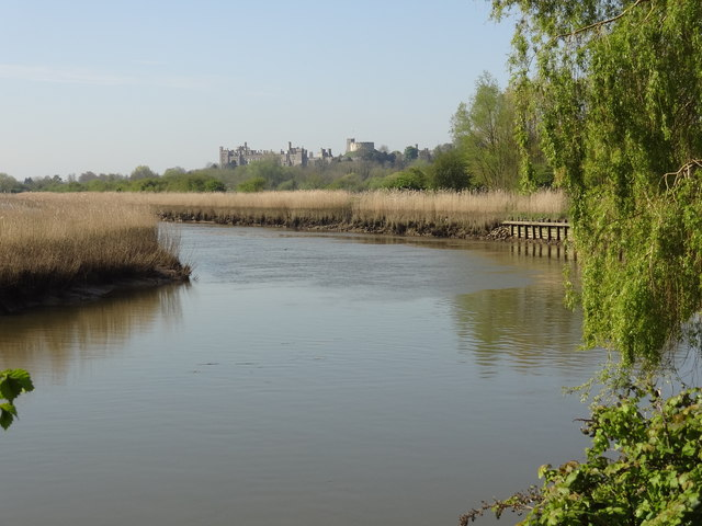 River Arun, from the Black Rabbit