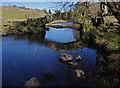 NY3103 : Slater Bridge, Little Langdale by Ian Taylor