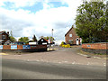 TM4191 : River View, Beccles by Adrian Cable