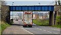J1389 : Railway bridge, Dunsilly, Antrim by Albert Bridge