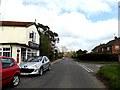 TM4191 : The Street, Gillingham by Adrian Cable