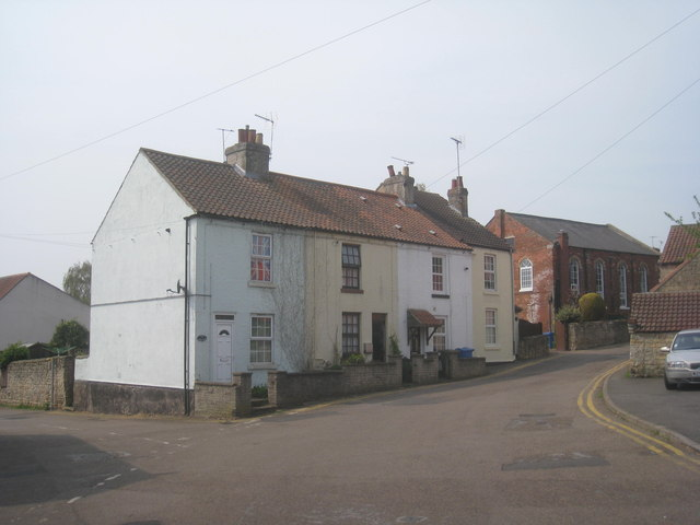 Cottages, Carlton in Lindrick