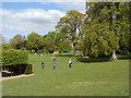 TQ0451 : Clandon Park by Alan Hunt