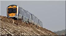 J4791 : Train, Whitehead (April 2014) by Albert Bridge