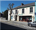 SM9515 : J.J.Morris office in Haverfordwest by Jaggery