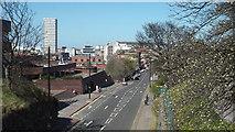 NZ3956 : Burdon Road, Sunderland by Malc McDonald