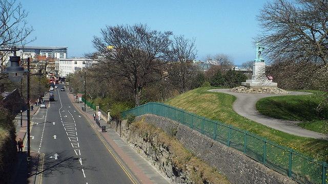 Burdon Road and Mowbray Park, Sunderland