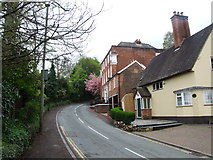 SO8483 : Church Hill, Kinver by Chris Whippet
