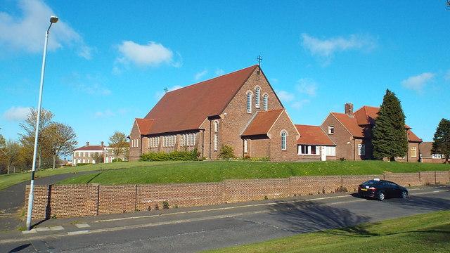Holy Rosary Church, Farringdon, Sunderland