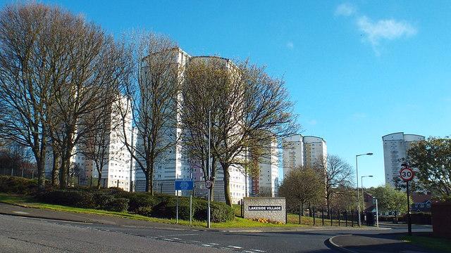Lakeside Village, Sunderland