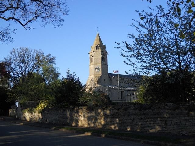 St. Botolph's Church, Helpston