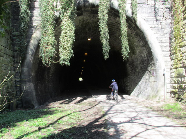Tissington trail.