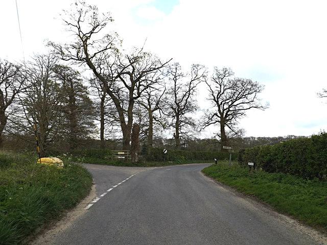 Lower Green, Sotterley