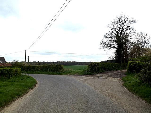 The Run & footpath