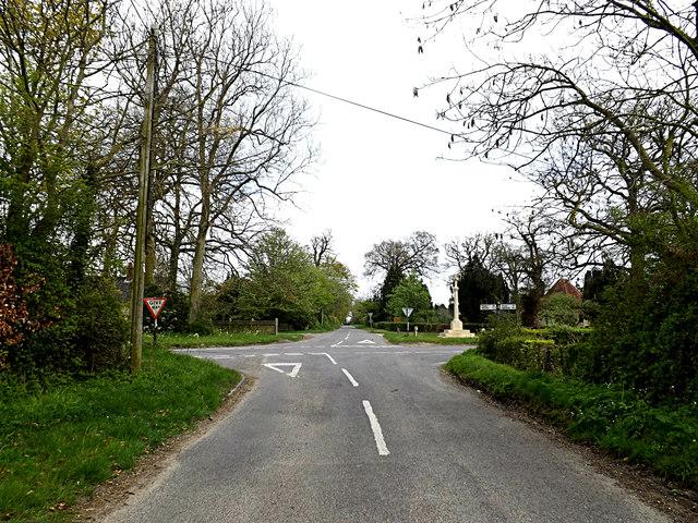 The Run, Shotterley