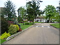 TQ4365 : Meadow Way, Farnborough Park by Marathon