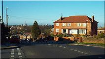 NZ3955 : Tunstall Road, Sunderland by Malc McDonald