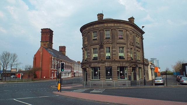 Wheat Sheaf Hotel, Sunderland