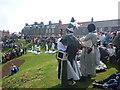 NT6779 : John Muir Festival Dunbar 2014 : Dunbar Rocks! by Richard West