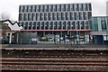 ST3088 : Queensway office block in Newport city centre by Jaggery