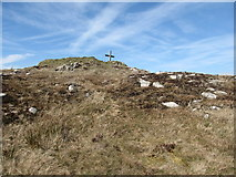 J0425 : A few paces below the summit of Camlough Mountain by Eric Jones