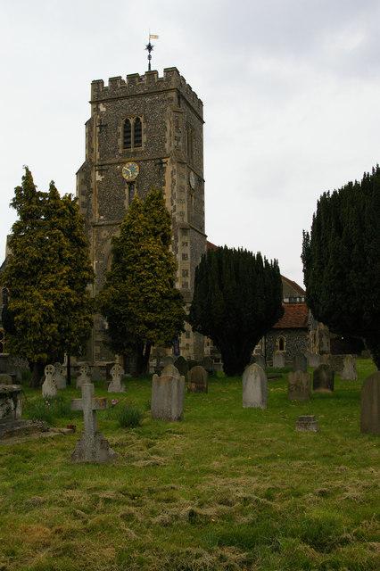St Mary's Church, Beddington
