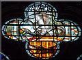 SE6052 : Detail of window s.XXX, York Minster by J.Hannan-Briggs