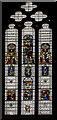 SE6052 : Stained glass window nXXIX, York Minster by Julian P Guffogg