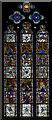 SE6052 : Stained glass window n.XXVII, York Minster by Julian P Guffogg