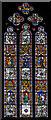 SE6052 : Stained glass window nXXV, York Minster by Julian P Guffogg