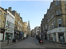 SE0925 : Halifax town centre by John Slater