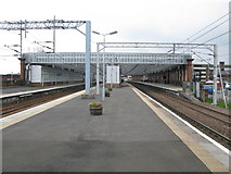 NS4864 : Paisley Gilmour Street Railway Station by G Laird