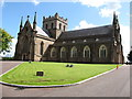 H8745 : St Patrick's Church of Ireland Cathedral, Armagh by Eric Jones