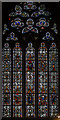 SE6052 : Stained glass window CHn.VI, York Minster by Julian P Guffogg