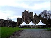 SO5074 : Ludlow Castle by Bikeboy