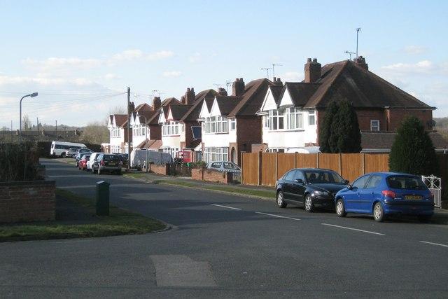 Woodland Road, Batchley, Redditch