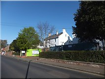 SX9392 : Development on the site of St Margaret's School, Exeter by David Smith