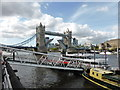 TQ3380 : Tower Bridge by PAUL FARMER